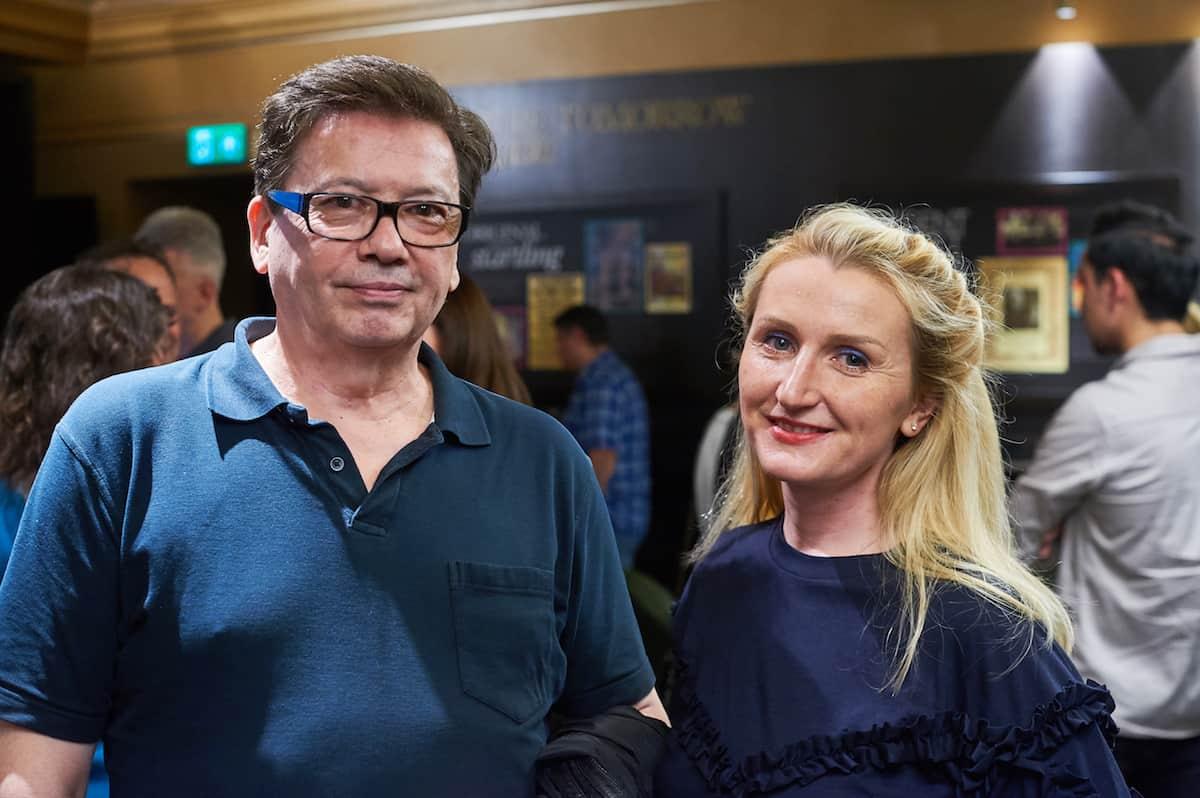 Рашид Нугманов и Маргарита Багрова, фото Таня Найден