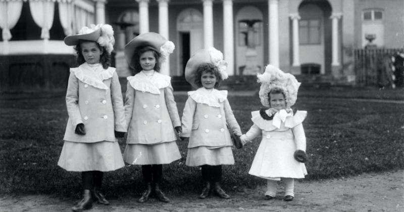 Daughters of Nicolas II