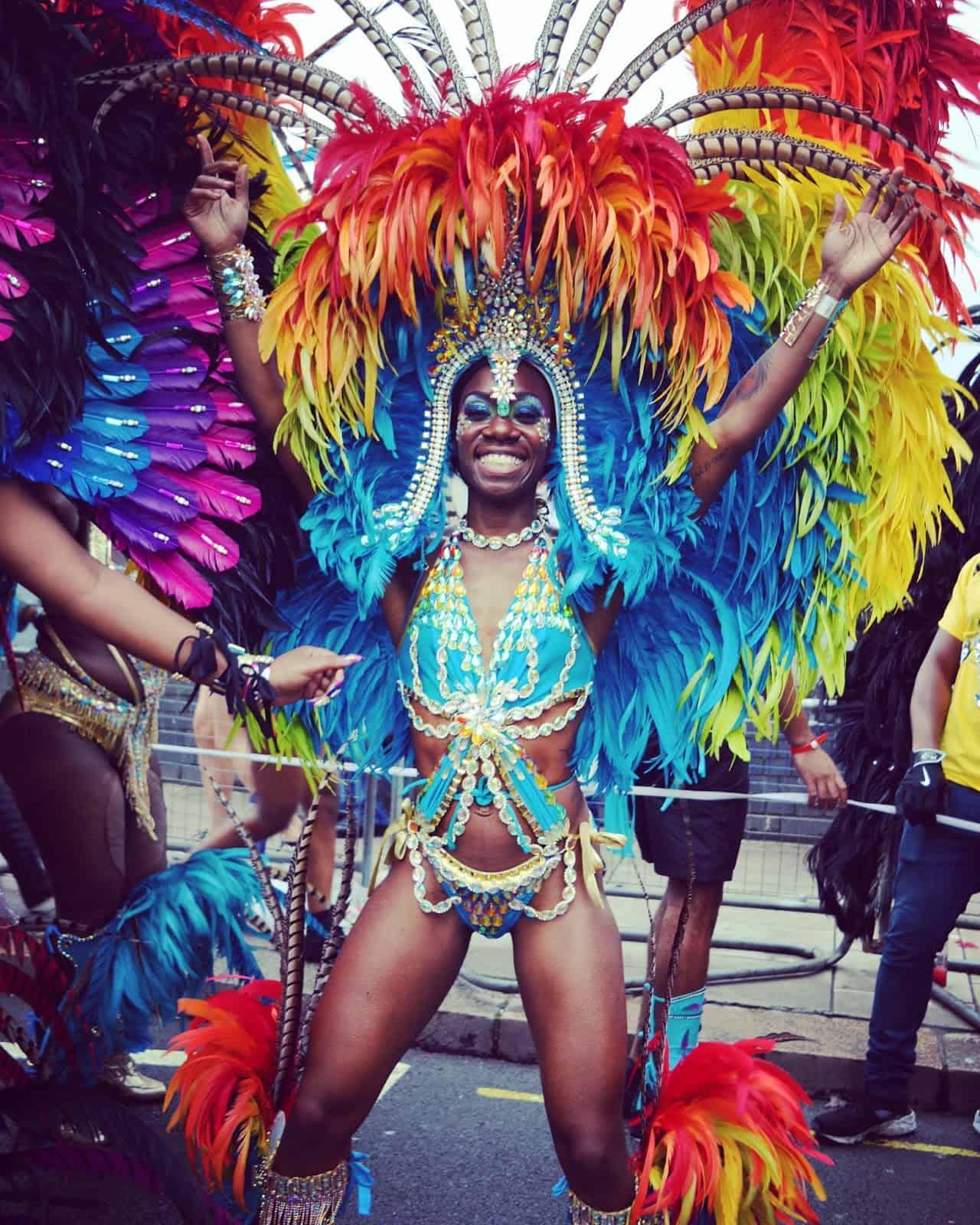 Participant-Notting-Hill-Carnival-Afisha-London