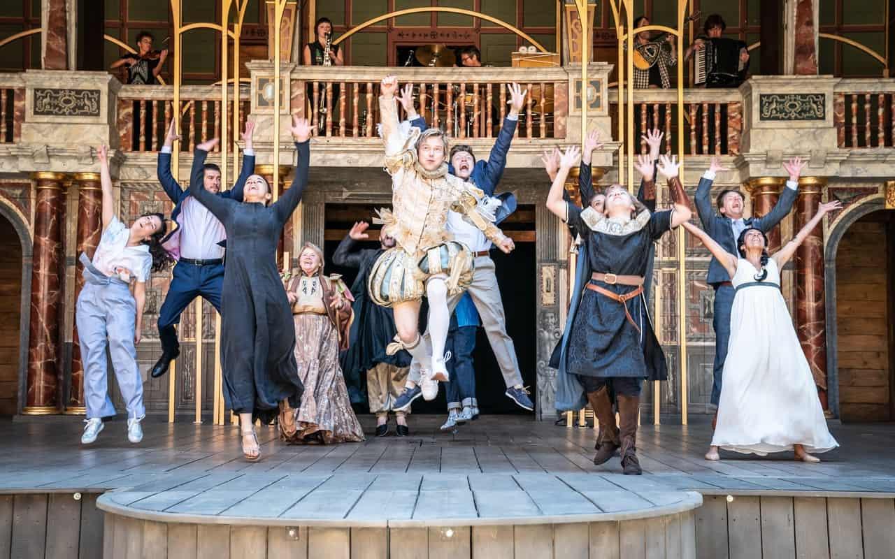 The Winter's Tale , Globe Theatre