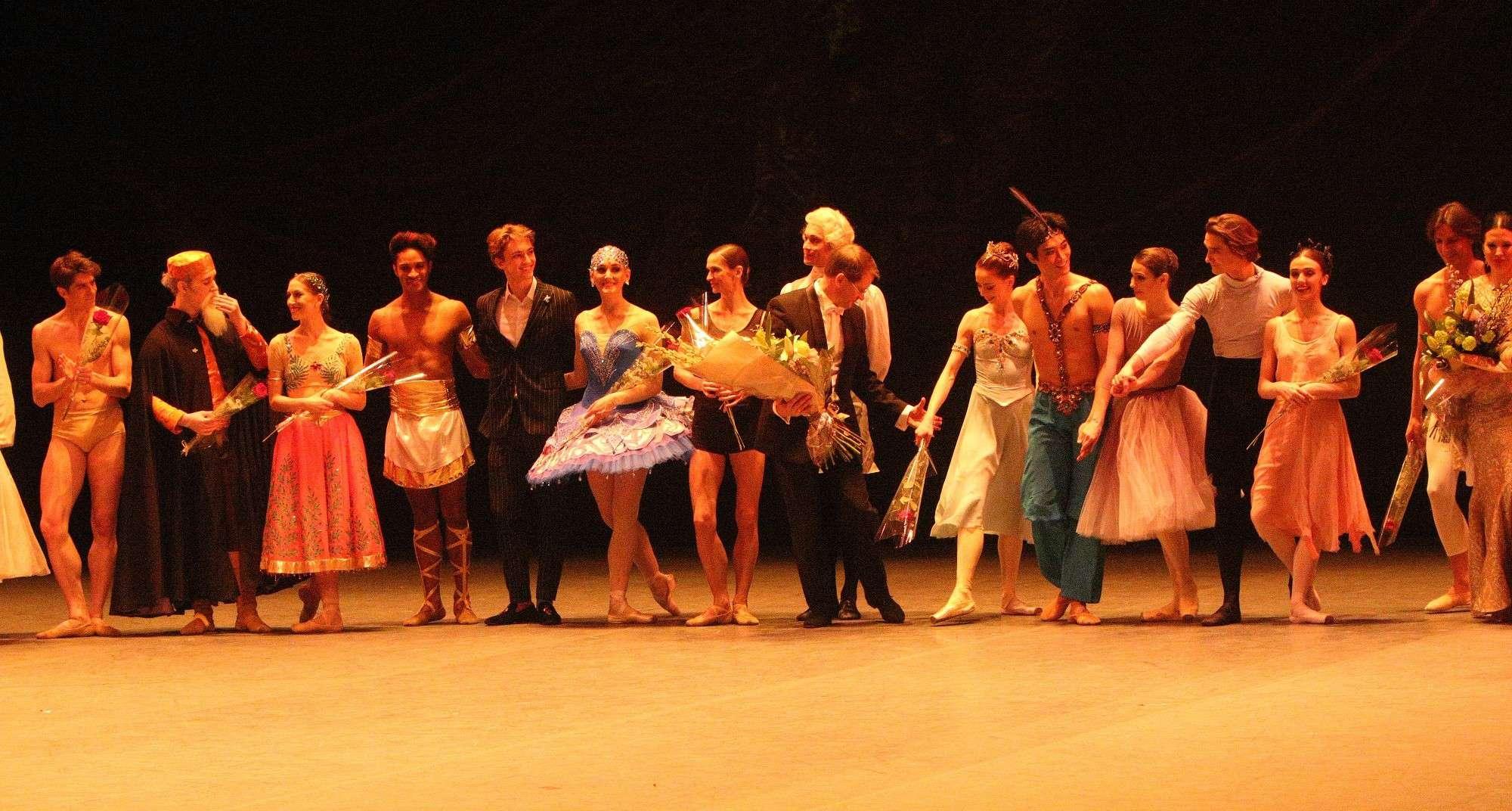 вечер русского балета фотоотчет этом