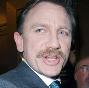 Daniel-Craig-moustache-Afisha-London
