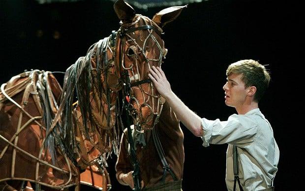 War Horse. Photo by Alastair Muir