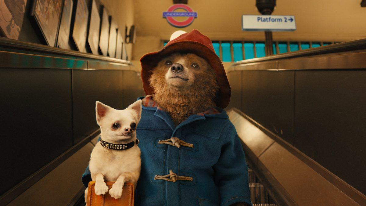 Кино-прогулка в Лондоне